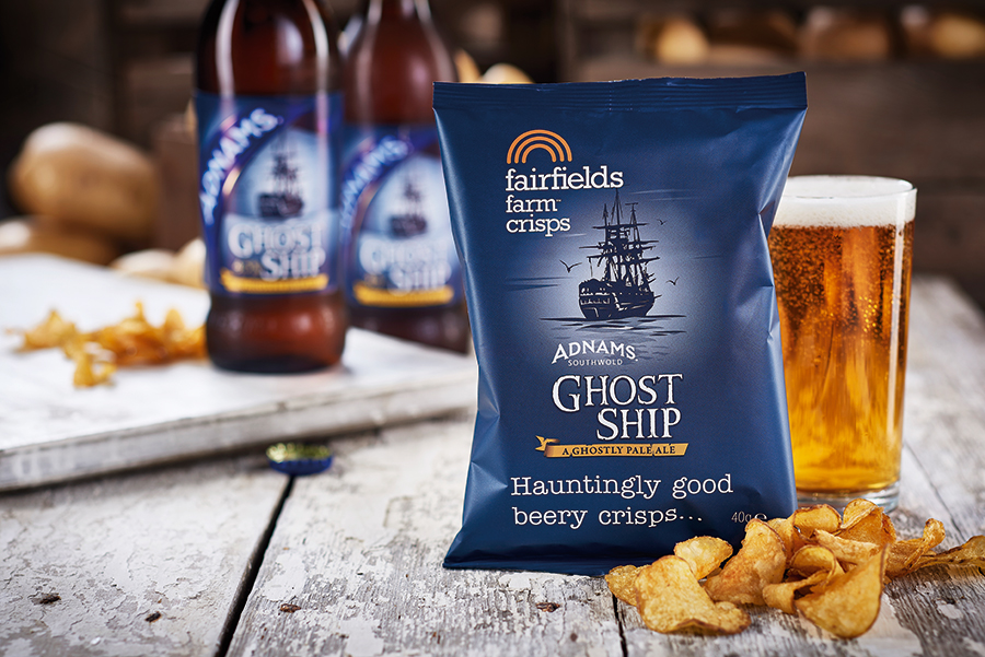 Adnams Brewery & Fairfields Working Together