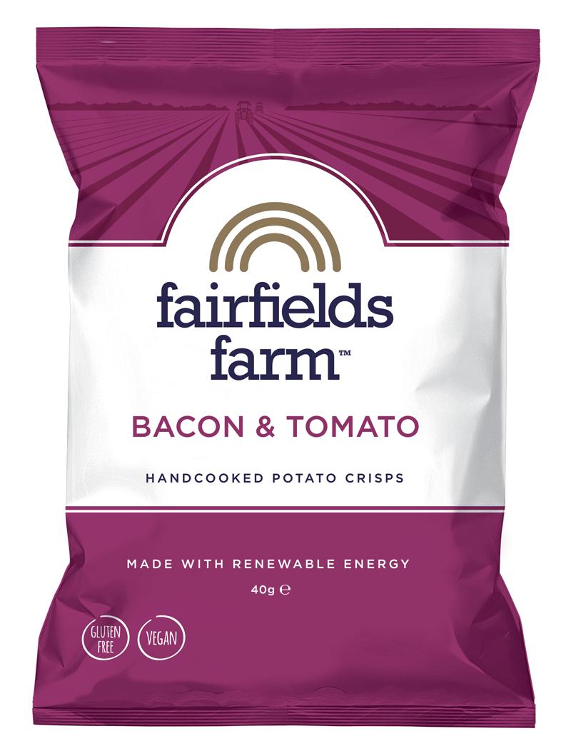 Bacon & Tomato 24 x 40g Bags