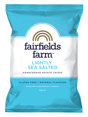 Lightly Sea Salted 24 x 40g Bags