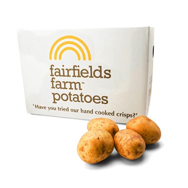 15kg Of Washed Large Baking Potatoes – 15kg Of Washed Large Baking Potatoes