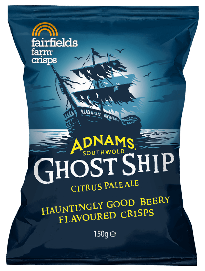 12 x 150g Bags – Adnams Ghost Ship