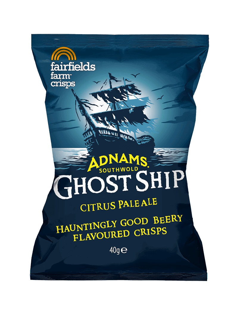 24 x 40g Bags – Adnams Ghost Ship