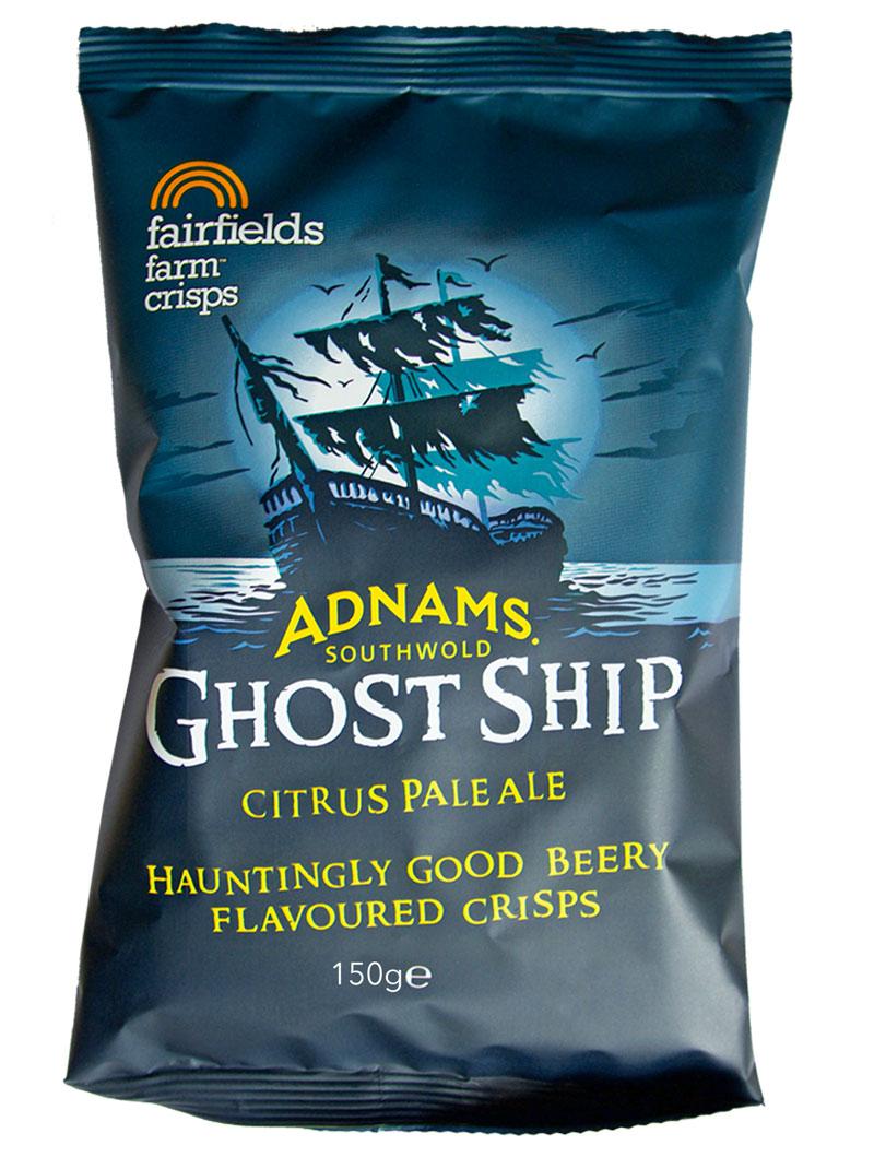 Fairfields 12 x 150g Bags – Adnams Ghost Ship