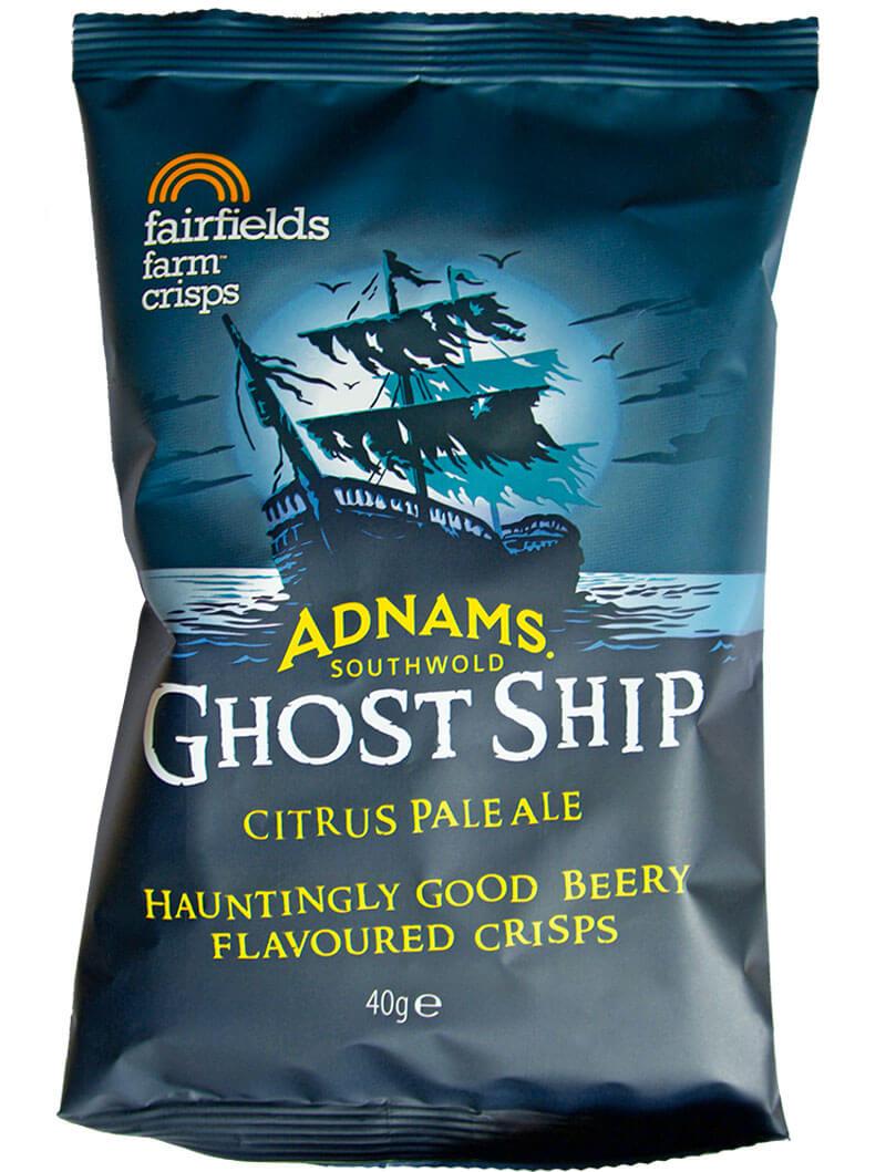 Fairfields 24 x 40g Bags – Adnams Ghost Ship