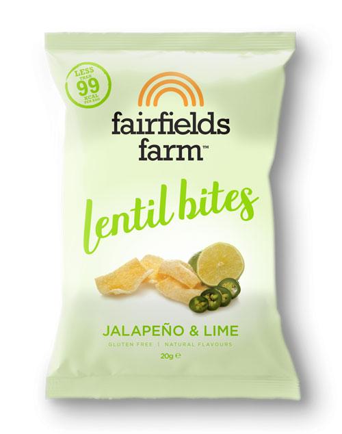 Lentil Bites – Lentil Bites Jalapeno & Lime (18/20g)