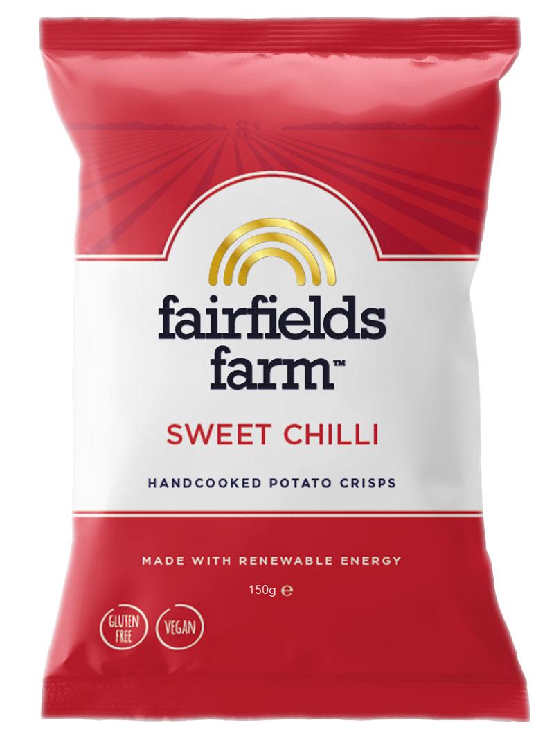 Fairfields 12 x 150g Bags – Sweet Chilli