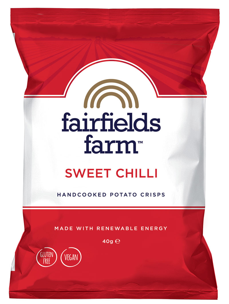 Fairfields 24 x 40g Bags – Sweet Chilli