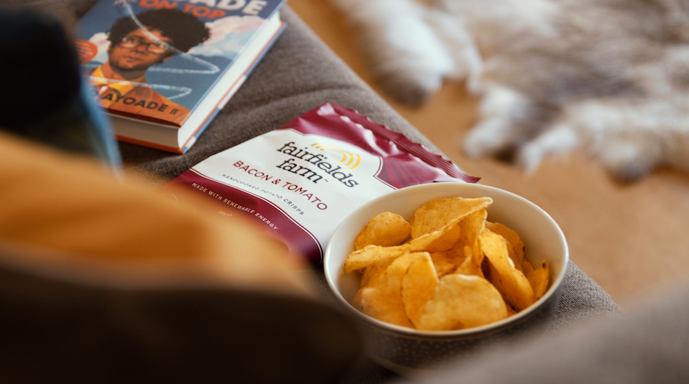 Don't be a couch potato – the health benefits of potatoes and fitness tips to do at home so that you can earn your snacks!