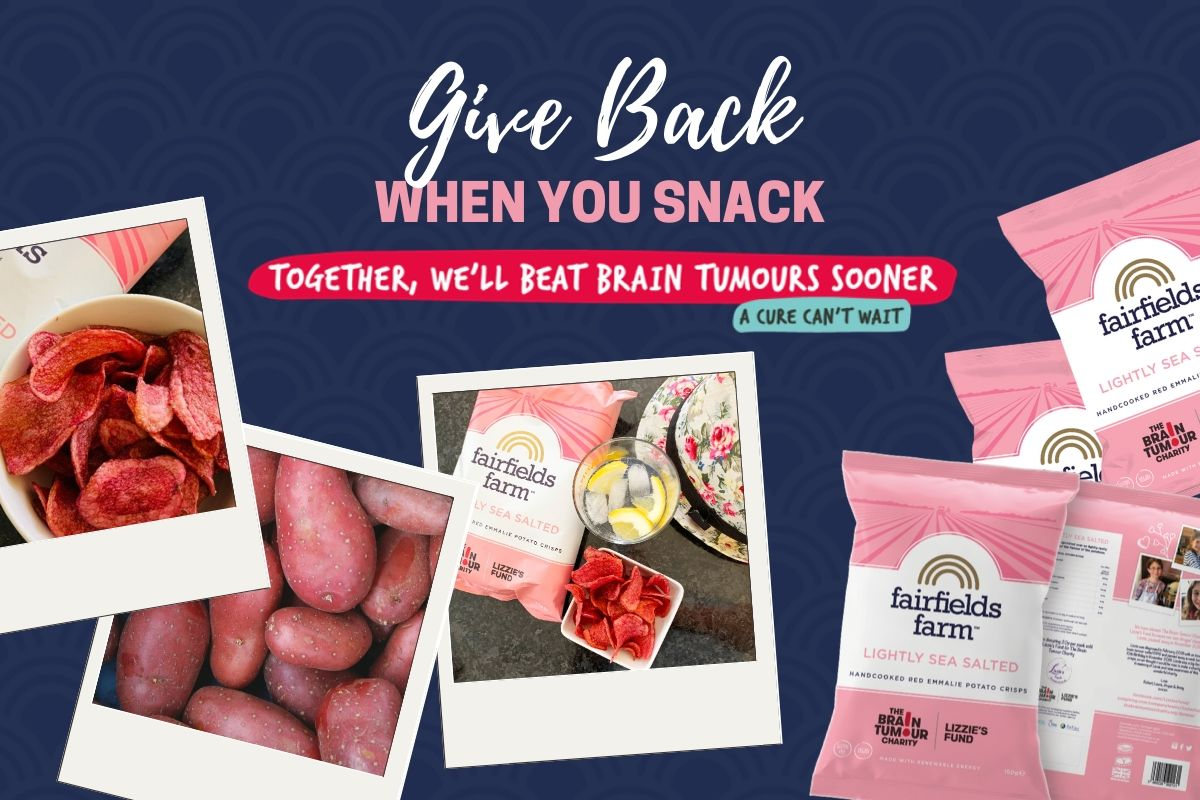Give Back When You Snack With Our Red Emmalie Crisps
