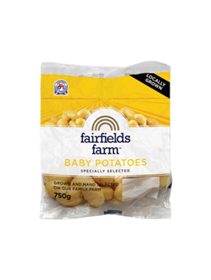 6 x 750g Baby Potatoes