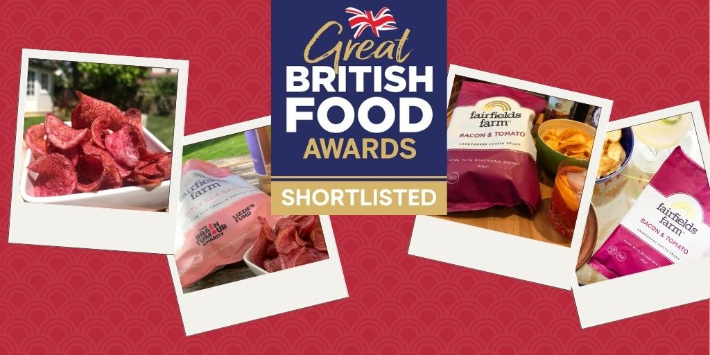 Shortlisted for the Great British Food Awards 2020