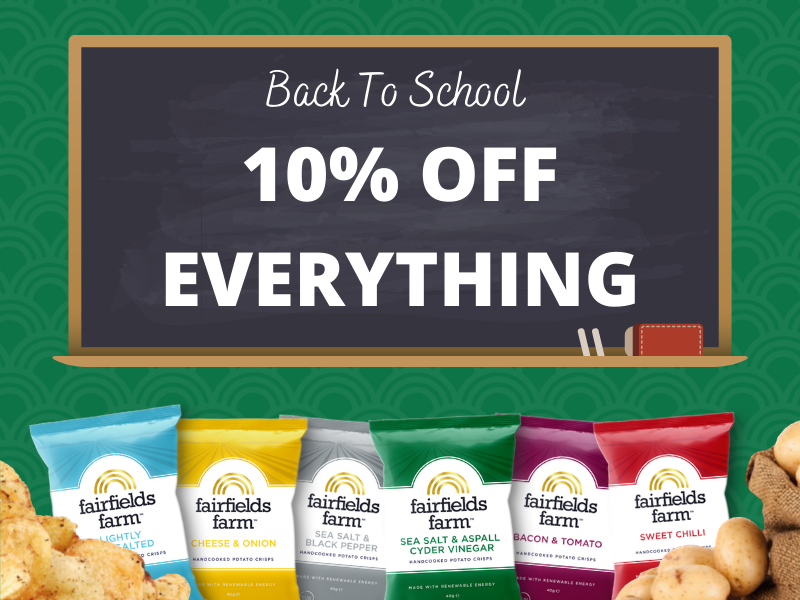 Back to school offer!