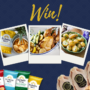 WIN with Sutton Hoo Chicken & Fairfields Farm