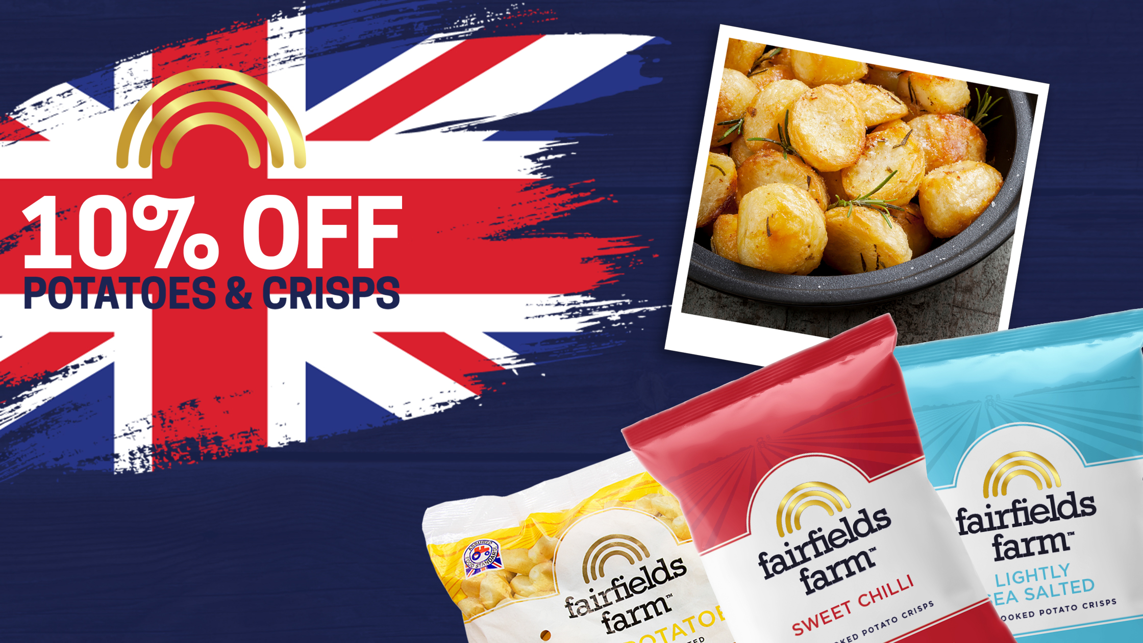It's British Food Fortnight!
