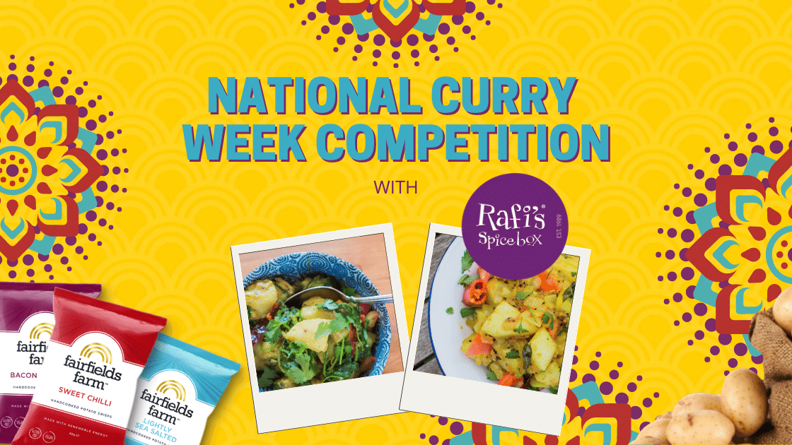 National Curry Week Competition with Rafi's Spicebox