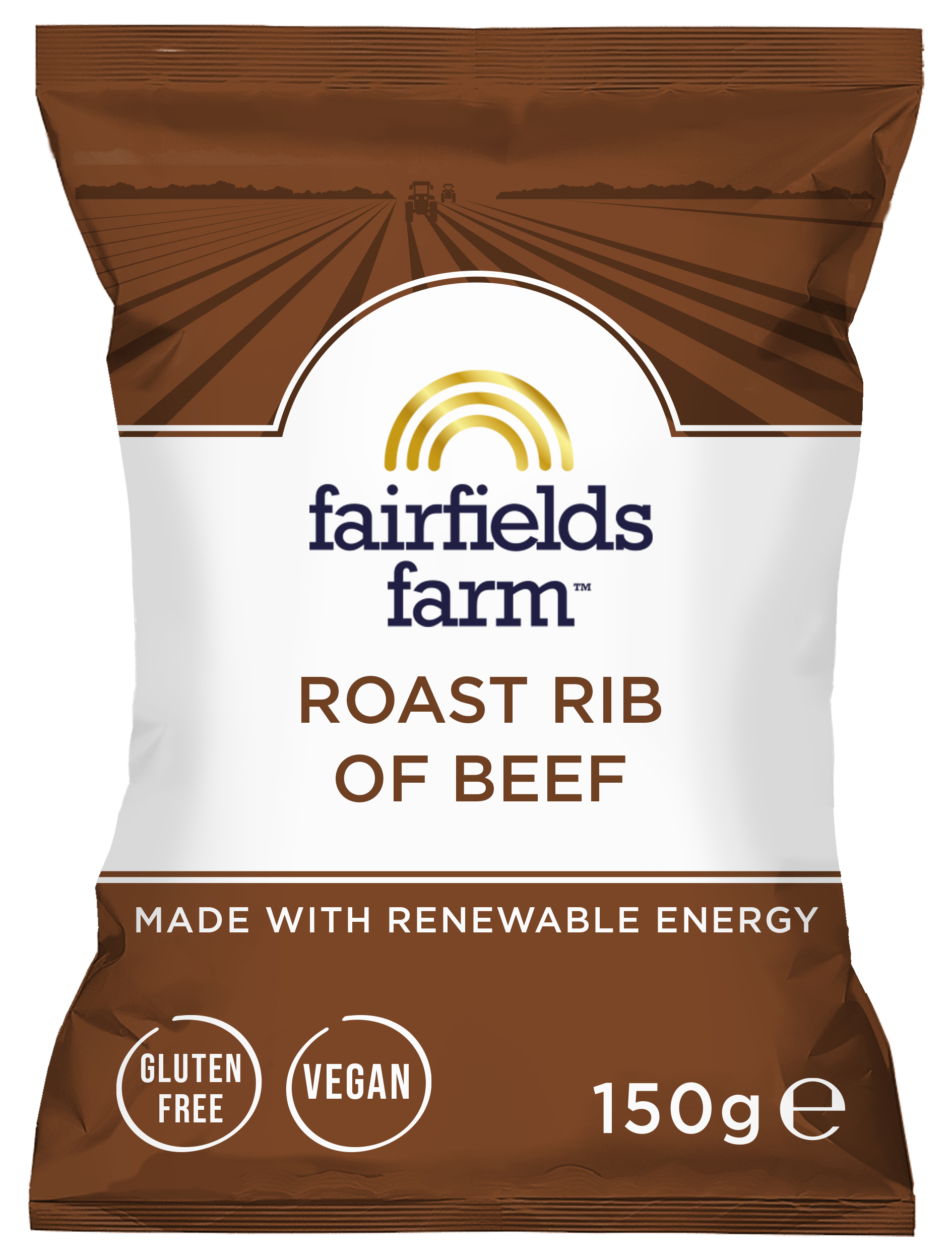 Fairfields 12 x 150g Bags – Roast Rib Of Beef
