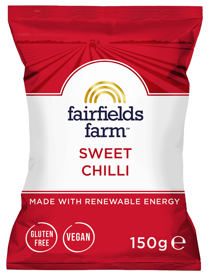 12 x 150g Bags – Sweet Chilli