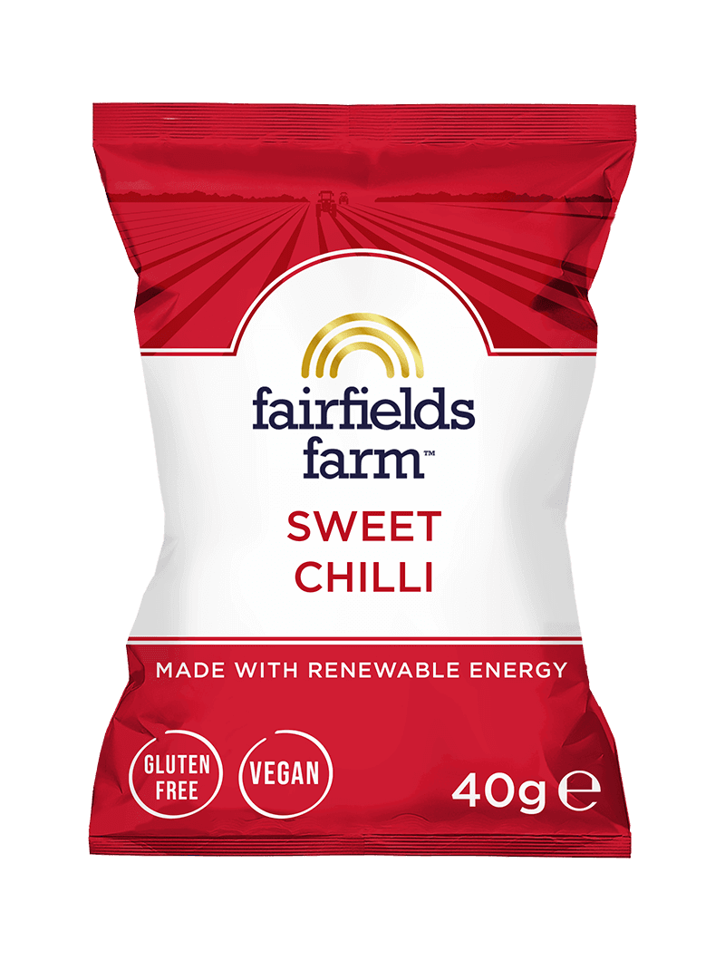 24 x 40g Bags – Sweet Chilli