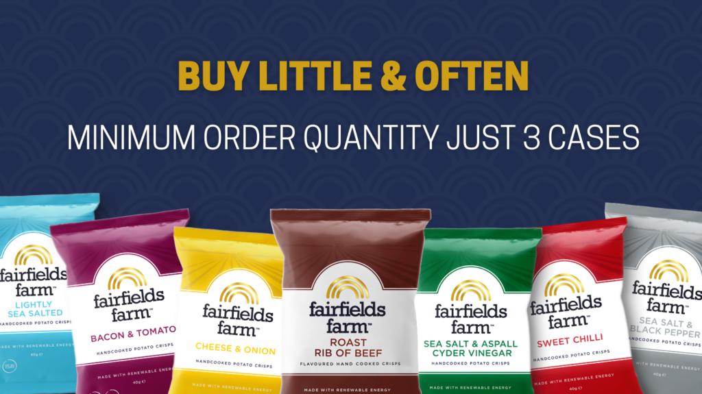 Buy Little & Often
