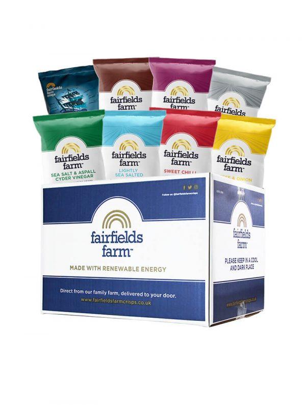 Fairfield Farm Crisp Subscription Box