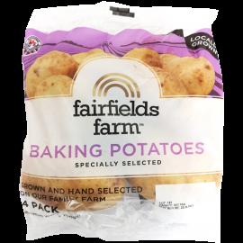 Protected: 2x Baking Potatoes (min 700g)