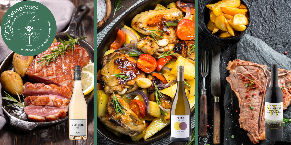 English Wine Week – Fairfields Perfect Pairings