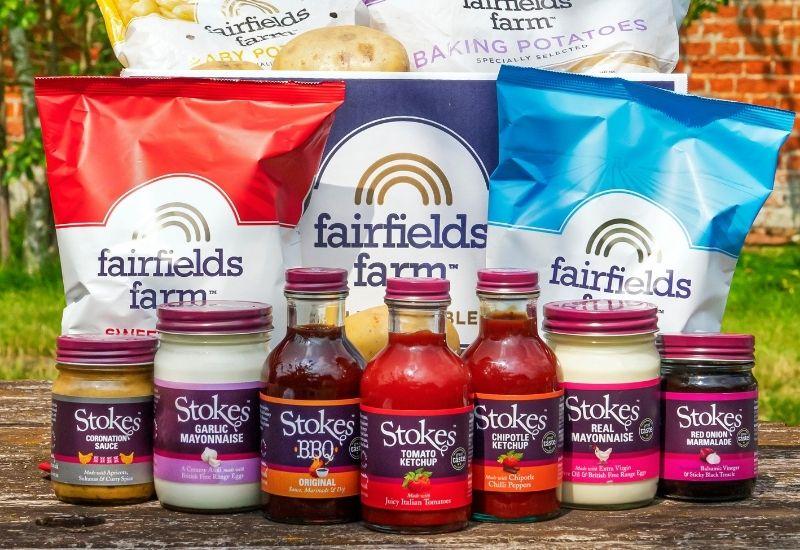 WIN a Stokes & Fairfields Farm dip selection!